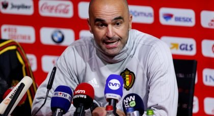 EXCLUSIVE: Belgium manager Roberto Martinez insists, 'We will handle the high expectations at the 2018 World Cup'