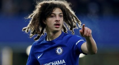 SHOOT for the Stars: Chelsea's Ethan Ampadu