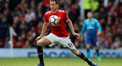Juventus eye January signing of Nemanja Matic from Manchester United