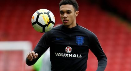 Uncapped TrentAlexander-Arnold named in Gareth Southgate's 23-man England World Cup squad