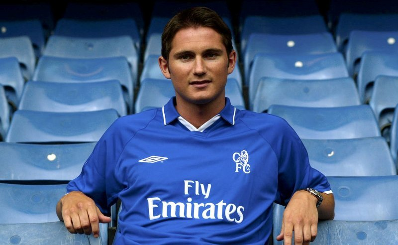 Career in Pictures: Happy 40th Birthday to Chelsea legend Frank Lampard! |  Shoot - Part 2