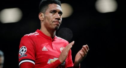Everton looking to bring in Chris Smalling from Manchester United