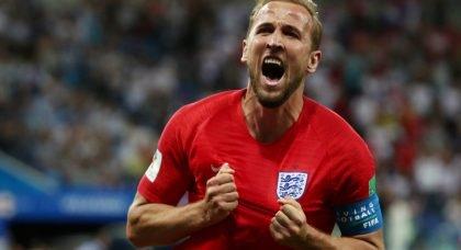 2018 FIFA World Cup: Kane (England) v Lukaku (Belgium)