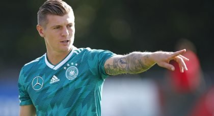 Manchester United offered chance to sign former target Toni Kroos from Real Madrid