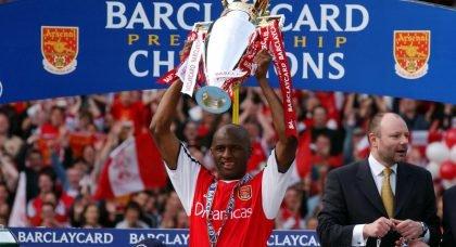 Club Heroes: Arsenal's Patrick Vieira