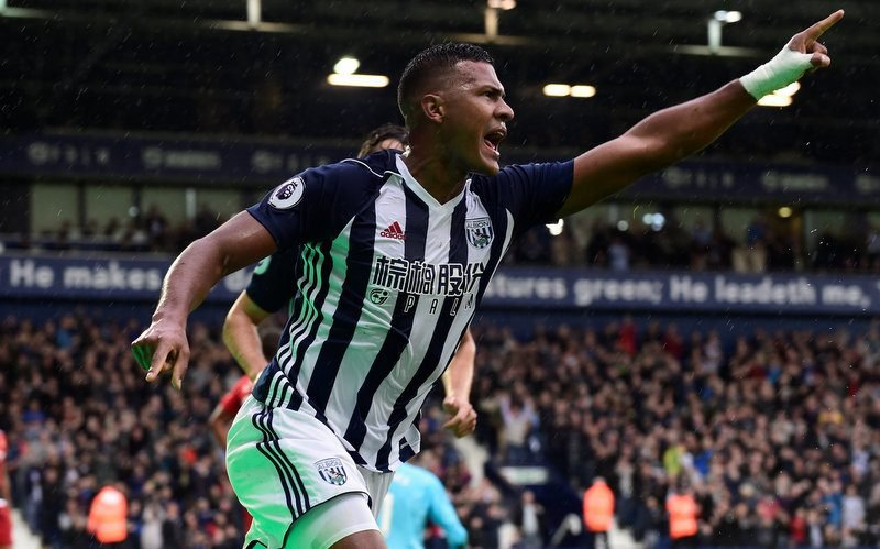 Chelsea, Tottenham and West Ham United eyeing £16m deal for West Brom striker Salomón Rondón