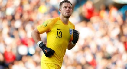 AFC Bournemouth target Jack Butland and Nick Pope as they search for new number 1