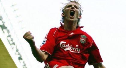 Club Heroes: Liverpool's Dirk Kuyt