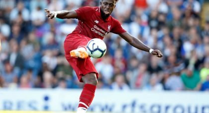 Liverpool will allow Divock Origi leave if they land Serie A star