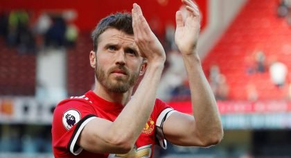 Career in Pictures: Manchester United legend Michael Carrick