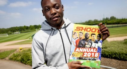 SHOOT for the Stars: Aston Villa's Rushian Hepburn-Murphy