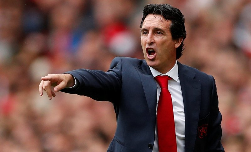 Unai Emery sends warning to Gunners sqaud