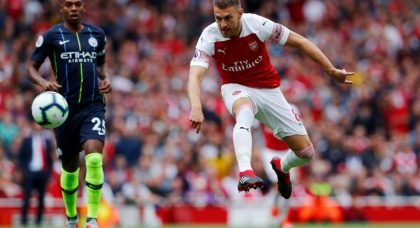 Real Madrid could move for Arsenal star Aaron Ramsey