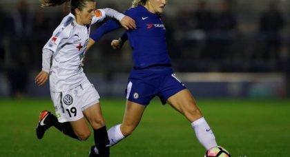 Sweden defender Magdalena Eriksson signs new Chelsea deal until 2021