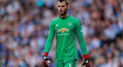 PSG weigh up £60m bid for Manchester United goalkeeper David de Gea