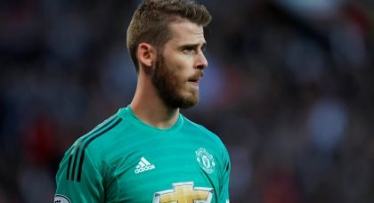 Manchester United goalkeeper David de Gea to sign new long-term contract