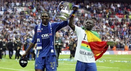 Where are they now? Portsmouth's 2008 FA Cup winner Sulley Muntari