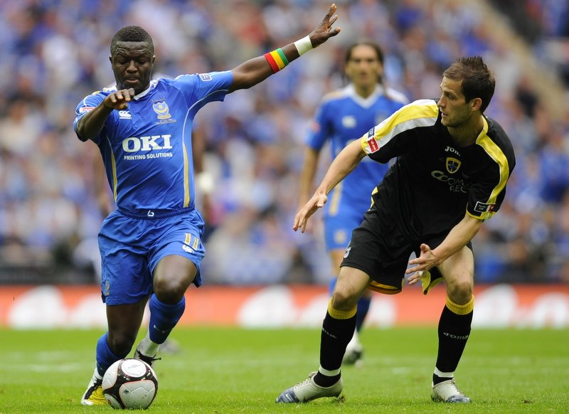 Where are they now? Portsmouth's 2008 FA Cup winner Sulley Muntari   Shoot - Shoot