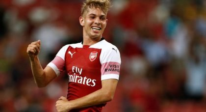SHOOT for the Stars: Arsenal's Emile Smith Rowe