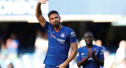 Did You Know? 5 facts about Chelsea striker Olivier Giroud