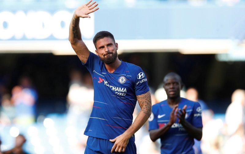 Giroud and Hudson-Odoi to start? – Chelsea predicted XI vs Manchester United