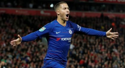 Chelsea agree a potential £130million transfer deal with Real Madrid for Eden Hazard