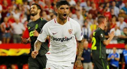 Arsenal to go back in for Sevilla midfielder Ever Banega