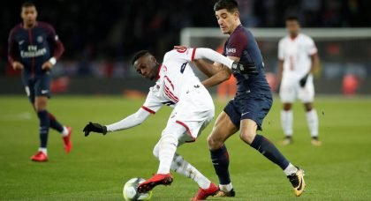 Arsenal scouting Lille winger Nicolas Pépé ahead of the January transfer window