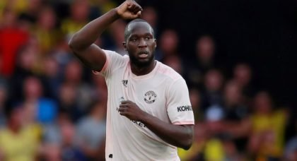Manchester United willing to listen to offers for Romelu Lukaku ahead of summer rebuild