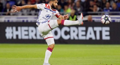Arsenal offered the chance to sign Lyon club captain Nabil Fekir