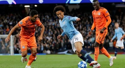 Juventus chairman Andrea Agnelli wants to sign Manchester City winger Leroy Sané