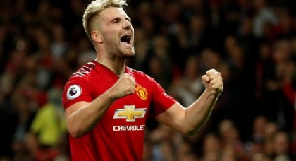 Manchester United set to announce new Luke Shaw contract