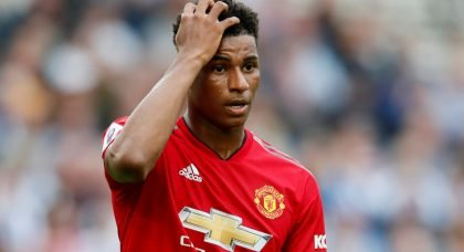 Juventus planning big move for Manchester United striker Marcus Rashford