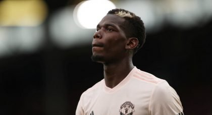 Paul Pogba blocked from possible Juventus return by Italian FA after agent Mino Raiola hit with three-month ban