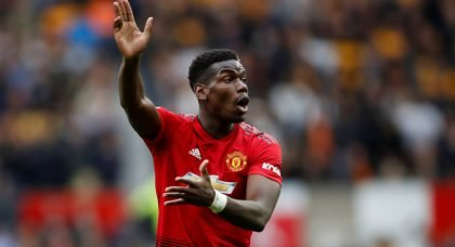 Paul Pogba stripped of Manchester United captaincy after telling Jose Mourinho he wants to join Barcelona