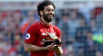 Top 5: Contenders for the 2018-19 Premier League Golden Boot