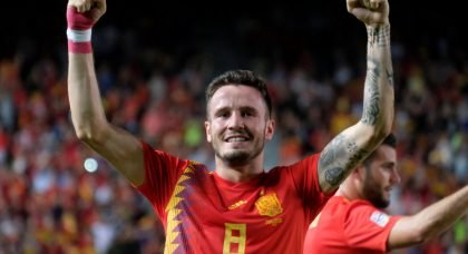 Manchester City closing in on Atletico Madrid's Saul Niguez