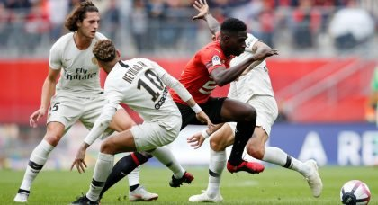 Arsenal monitoring Rennes' highly-rated £20m winger Ismaïla Sarr
