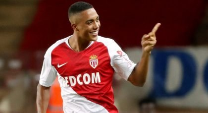 Arsenal linked with surprise swoop for AS Monaco midfielder Youri Tielemans