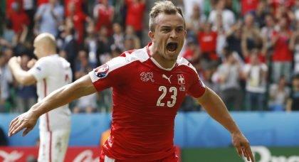 Boy's Got Skills: Liverpool's Xherdan Shaqiri's Swiss Stunner