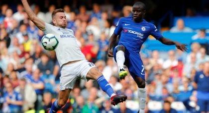 Premier League: N'Golo Kante (Chelsea) v Paul Pogba (Manchester United)