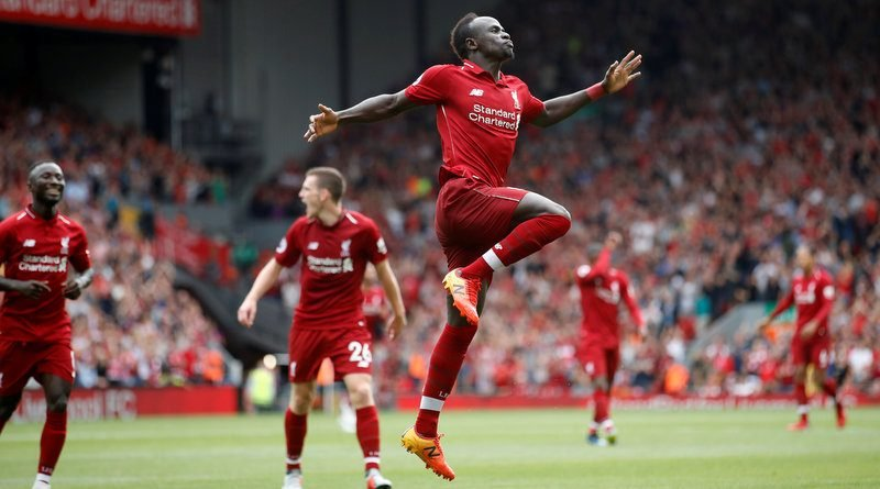 Premier League: Sadio Mané (Liverpool) v Raheem Sterling (Manchester City)