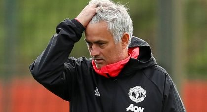 José Mourinho could be sacked if Manchester United lose against Newcastle United