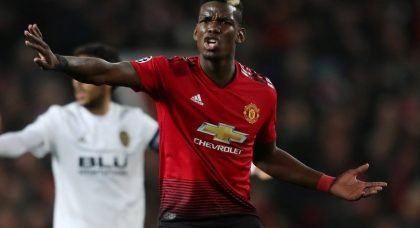 Manchester United manager Jose Mourinho bans Paul Pogba from speaking to the press