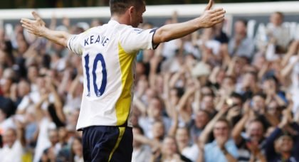 Career in Pictures: Tottenham Hotspur legend Robbie Keane