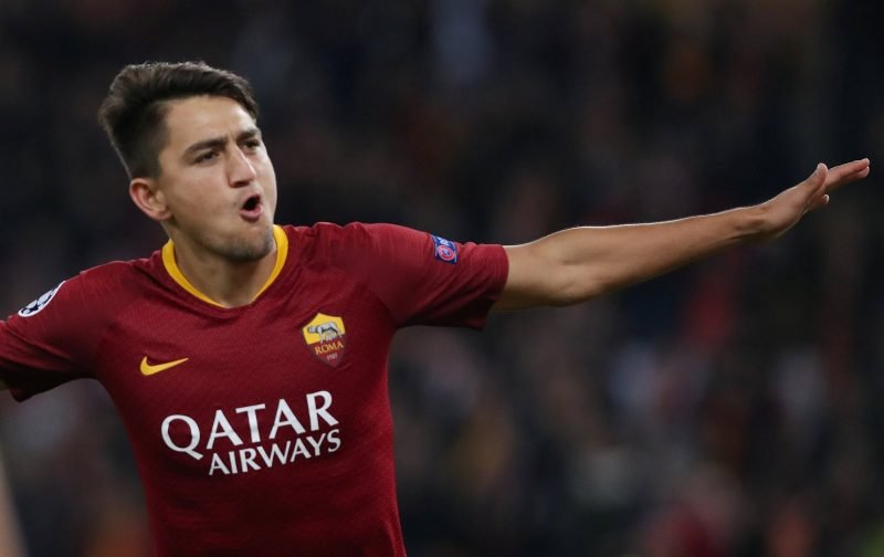 Tottenham could beat European rivals to sign Roma ace Cengiz Under