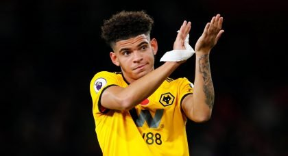 SHOOT for the Stars: Wolverhampton Wanderers' Morgan Gibbs-White