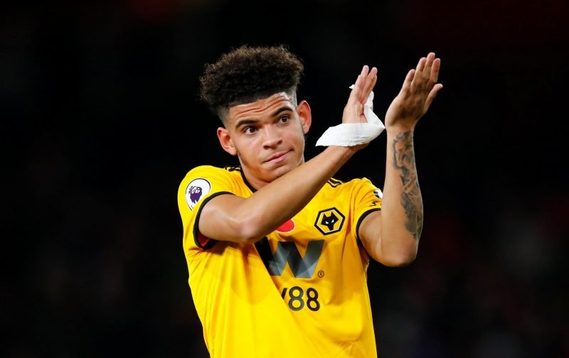 SHOOT for the Stars: Wolverhampton Wanderers' Morgan Gibbs-White