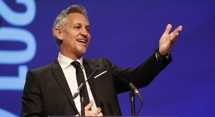 Did You Know? 5 facts about player-turned-presenter Gary Lineker