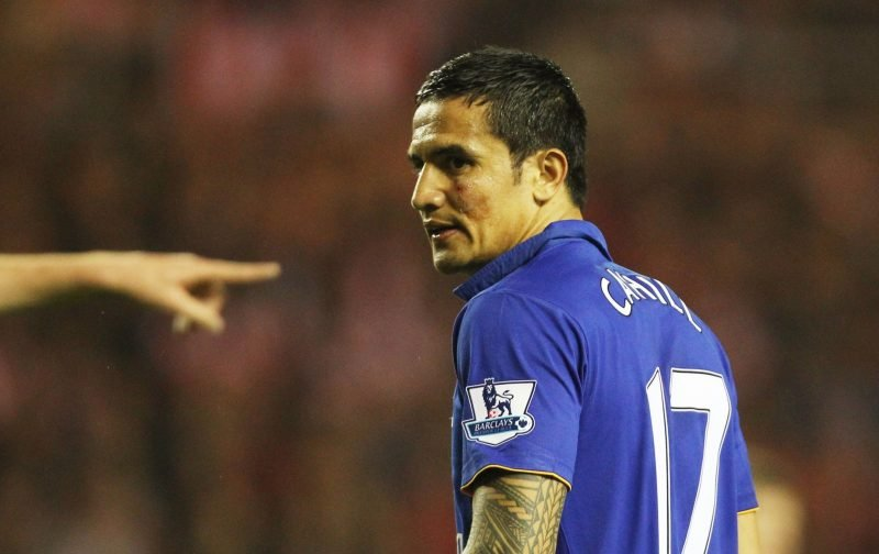 Club Heroes: Everton midfielder Tim Cahill